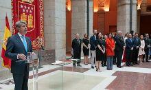 Familiares y mucha emoción en un día grande para la sanidad de Madrid