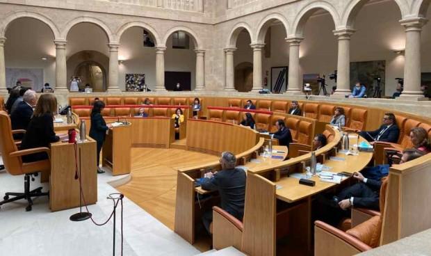 """El parlamento riojano da a los farmacéuticos el rango de """"agentes de salud"""""""