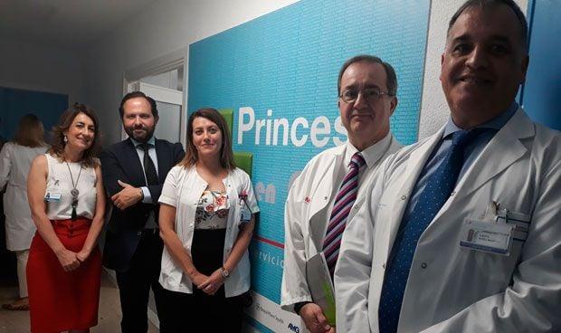 Farmacia de La Princesa crea el proyecto de humanización 'Princesa en Casa'