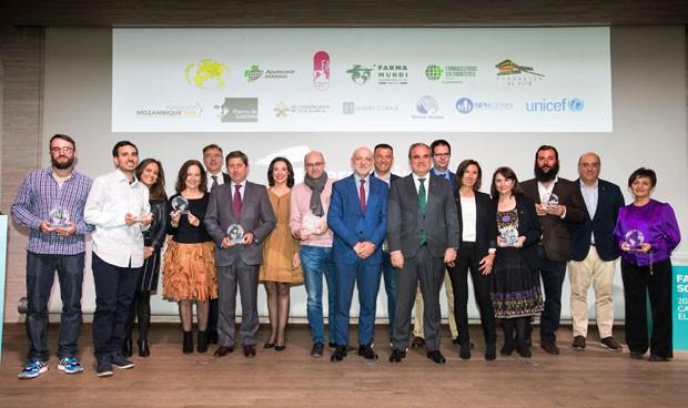 Farmacia homenajea el trabajo de 26 ONGs en el acceso a medicamentos