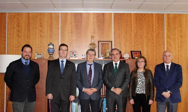 Farmacia presenta en Aragón su compromiso con la alimentación saludable