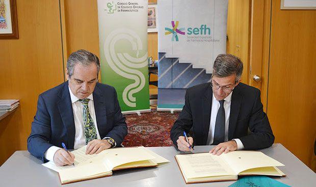 Farmacia y SEFH colaborarán en la recertificación de sus especialistas