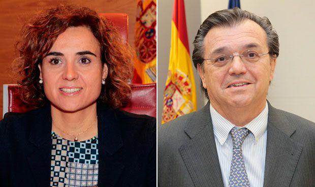 Farmaindustria le pone un reto a Montserrat: mejorar la medición del SNS