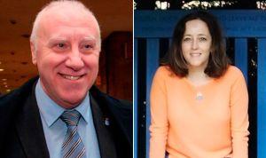 Blanco y del Pino ya ocupan sus cargos de manera oficial