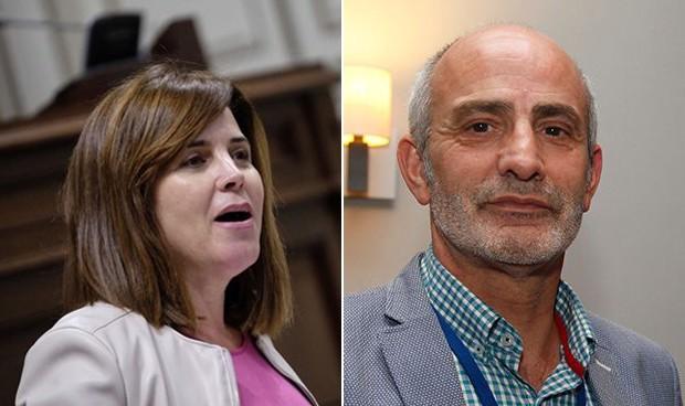 Fecha para el debut sanitario de Rodríguez y Cruz en sus Parlamentos