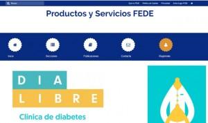 FEDE estrena web con herramientas para sobrellevar la diabetes