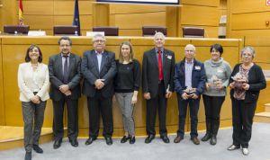FEDE premia la corresponsabilidad de sus asociaciones con la salud