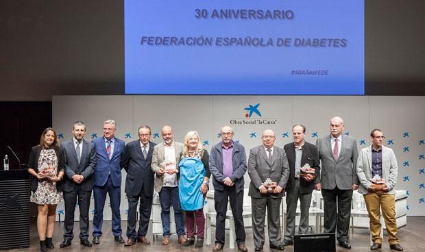 FEDE premia la innovación en las asociaciones de pacientes con diabetes