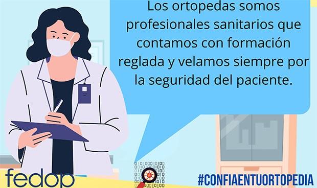Fedop supera las 20.000 impresiones con la campaña 'Confía en tu ortopedia'