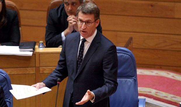 """Feijóo acusa a la oposición de """"hacer campaña"""" con los casos de hepatitis C"""