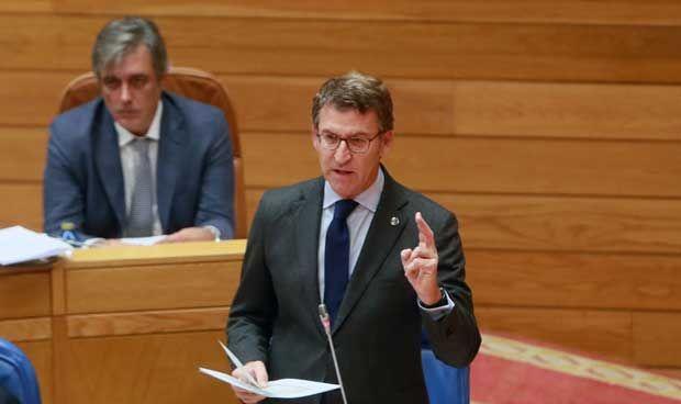 Feijóo adelanta una nueva OPE sanitaria para Galicia con 1.461 plazas