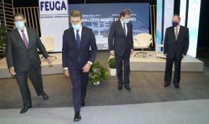 "Feijóo afirma que la sentencia del TSJM da ""la razón"" a Isabel Díaz Ayuso"