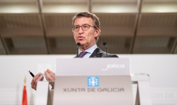 Feijóo, partidario de ofrecer vacunas gratis contra el Covid a turistas