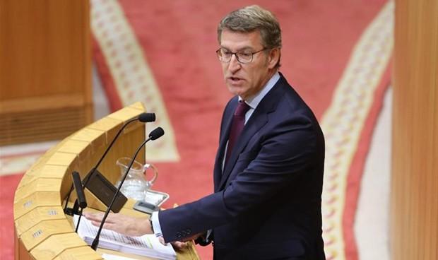 """Feijóo reclama al Estado que cumpla """"sus deberes"""" con la sanidad gallega"""