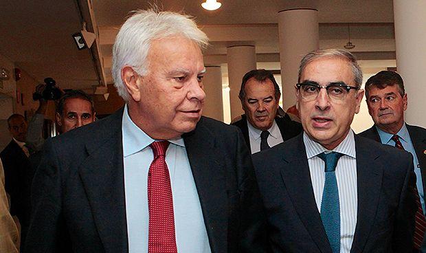 Felipe González reivindica el legado sanitario del PSOE para mirar a futuro