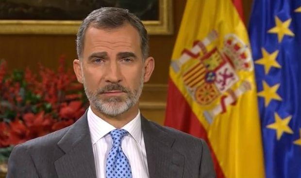 Felipe VI sitúa la sanidad como uno de los grandes hitos de la Democracia