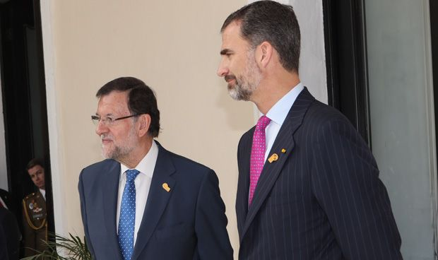Felipe VI y Rajoy se suman al esfuerzo final de España por la EMA