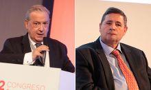 Félix Bravo y Joaquín Estévez