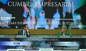 Fenin expone ante la CEOE sus 4 pilares para superar la crisis del Covid-19