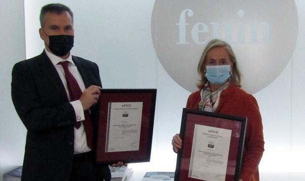 Fenin, certificada en Sistema de Gestión de Compliance Penal y Antisoborno