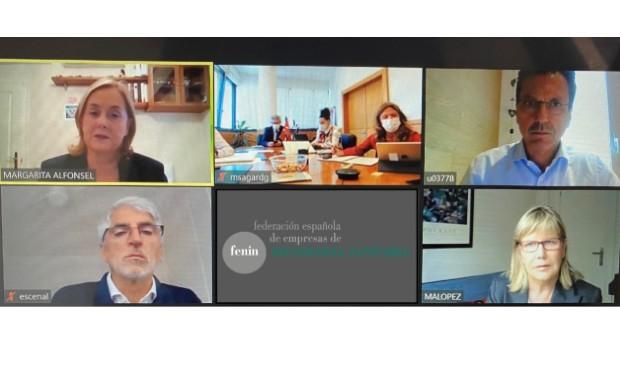 Fenin pide la vacunación de sus profesionales a la consejera del País Vasco