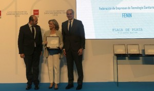Fenin recibe la Placa de Plata de la Consejería de Sanidad de Madrid