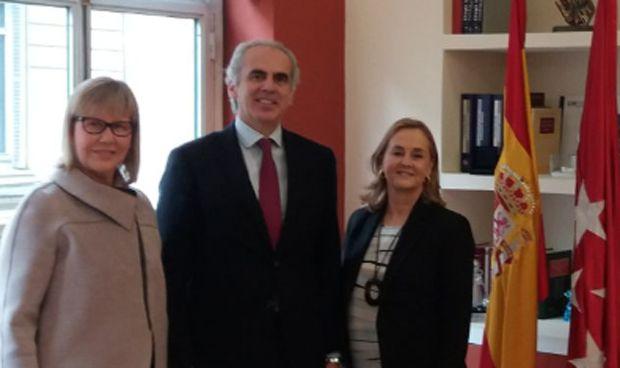 Fenin traslada a Ruiz Escudero la importancia de la tecnología en sanidad