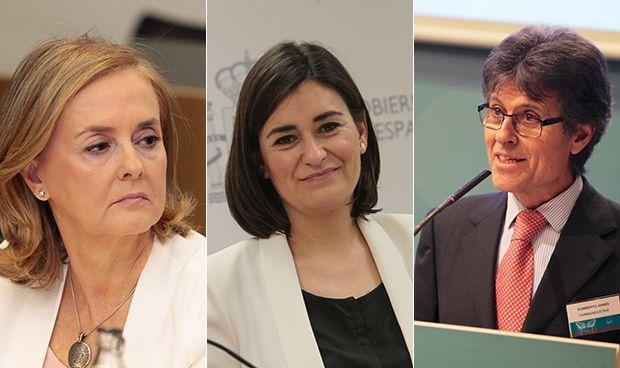 """Fenin y Farmaindustria felicitan a Montón y le ofrecen """"total colaboración"""""""