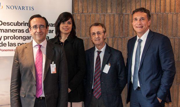 FER y Novartis impulsarán acciones conjuntas
