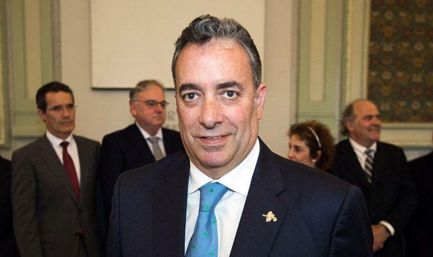 Fernández de Valderrama toma posesión como presidente del COM de Burgos