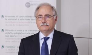 Fernando Bandrés, nuevo presidente de la Fundación Tecnología y Salud