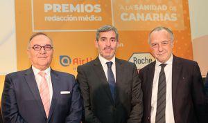 """Fernando Clavijo: """"El indicador clave de la sanidad canaria es el paciente"""""""