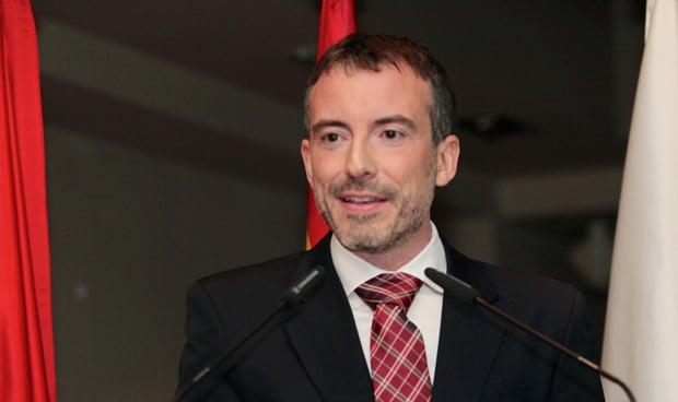 Fernando Gonz�lez-Torralba, presidente en funciones de Neumomadrid
