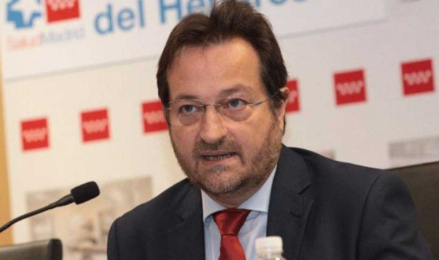 Fernando Prados, director de Hospitales e Infraestructuras Sanitarias