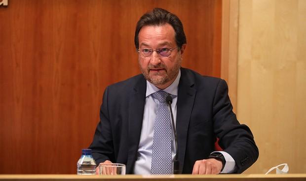 """Fernando Prados: """"En el Hospital Isabel Zendal no hay sobrecostes"""""""