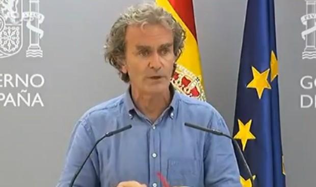 Simón rehúye de sus 'chivatazos' televisivos a Jesús Calleja