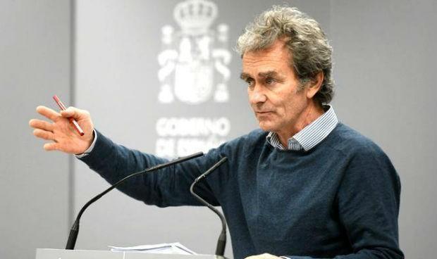 Fernando Simón 'se cambia' al turno de tarde