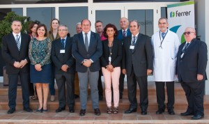 Ferrer dará el toque final a sus principios activos en Murcia