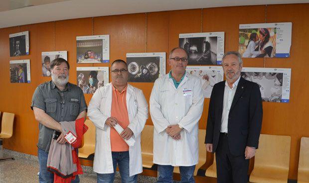 Ferrol, última parada de la exposición FotoEnfermería en territorio gallego