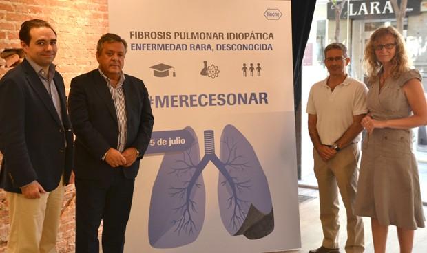 Fibrosis Pulmonar Idiopática, una desconocida más mortal que el cáncer