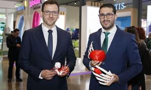 Figuras 3D y a color: los prototipos para facilitar las cirugías torácicas