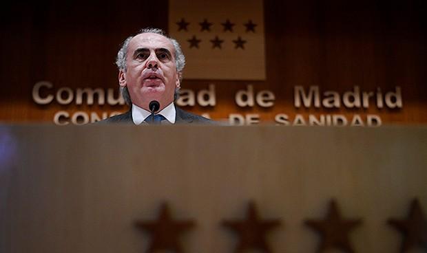 "Filomena | Escudero: ""Siento orgullo por cada profesional de la sanidad"""