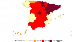 Covid: ninguna región en nueva normalidad antes del fin al estado de alarma