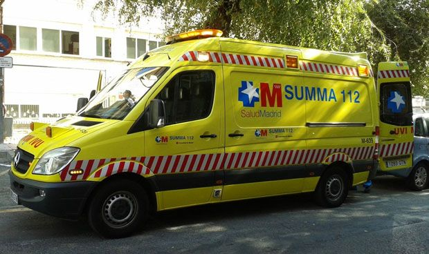 Final feliz para el bebé que voló de la incubadora al chocar su ambulancia