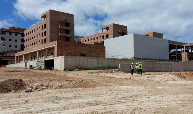 Finaliza la fase de demolición del antiguo Hospital Militar de Melilla
