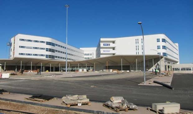 Finalizada la obra civil del nuevo Hospital Universitario de Cáceres