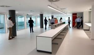 Finalizan las obras de ampliación del Hospital de Guadalajara