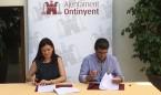 Firmado el convenio para construir el nuevo hospital de Ontinyent