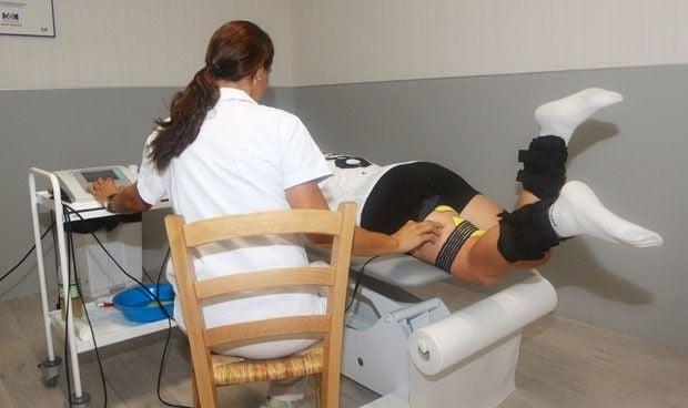 Fisioterapia renuncia a su 'MIR' a cambio de diplomas avanzados
