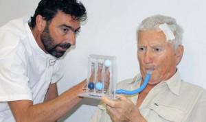 Fisioterapia respiratoria para la recuperación de operaciones cardiacas